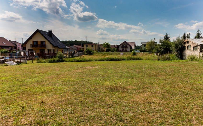 Działka Budowlano-Rolna Spokojna Okolica Bełk