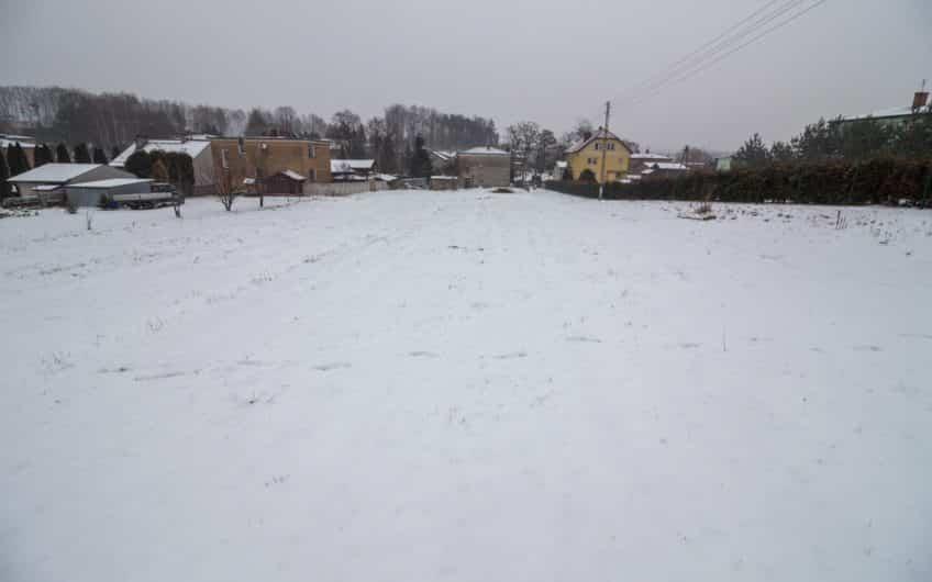 Działka Budowlana Rybnik – Kłokocin 963m2