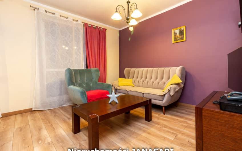 Mieszkanie M-4 os. Powstańców Śląskich Żory