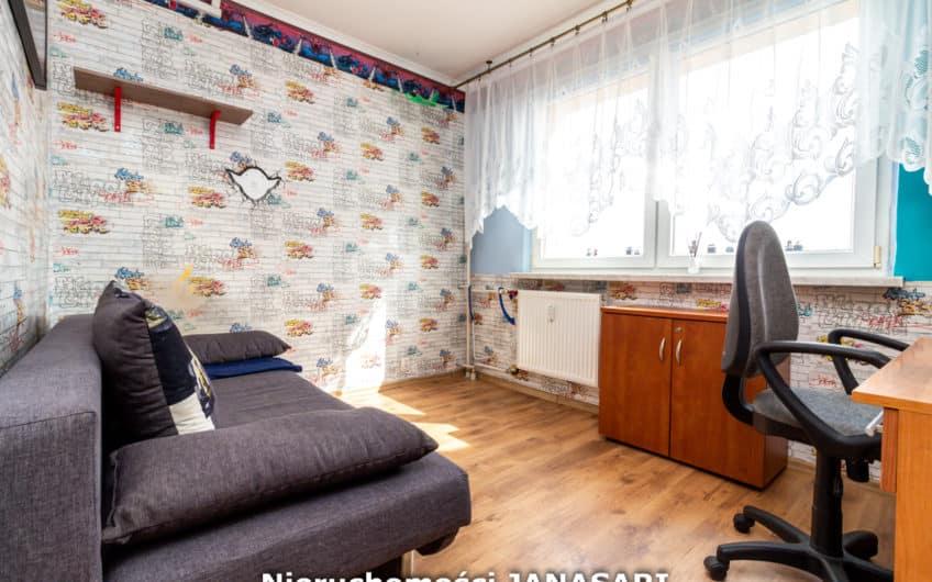 Przestronne Mieszkanie M-4 os. Sikorskiego Żory