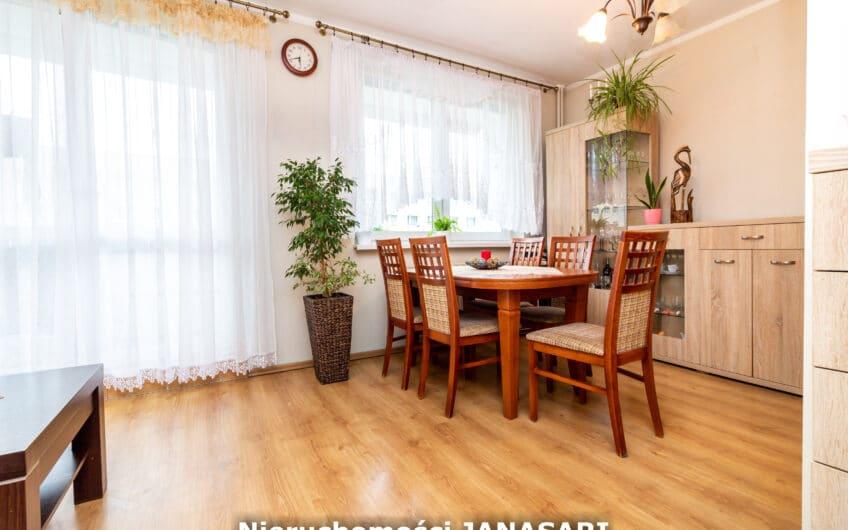 Przestronne Mieszkanie M-4 Powstańców Śląskich Żory