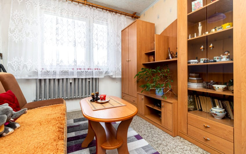 Mieszkanie M-4 os. Pawlikowskiego Niski Blok Żory